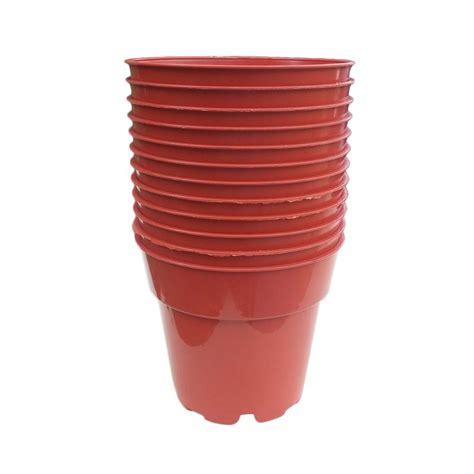 Pot Plastik Tanaman jual grace pot bunga dan tanaman plastik 15 cm 12 pcs harga kualitas terjamin