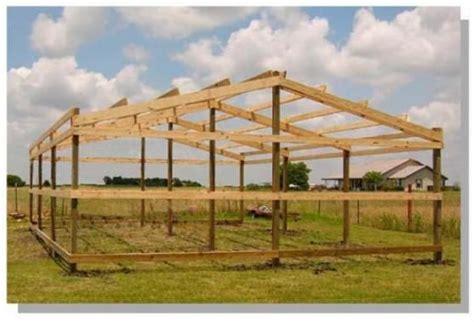 Plans For Building A Barn wildcat barns london ky pole buildings