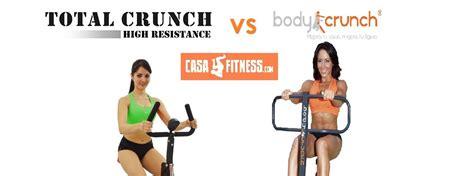 total si鑒e total crunch vs crunch casa y fitness