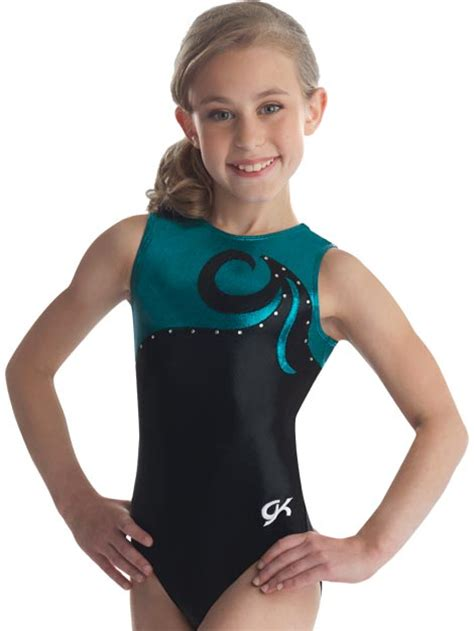 Beautiful blue gymnastics leotards for 2011 2012 fall winter