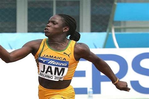 Kingston Jamaica Birth Records Carrie Profile Iaaf Org