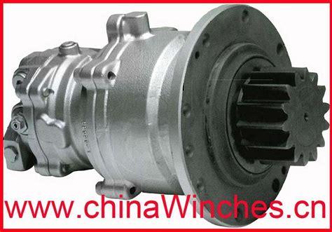 hydraulic slew motor china kayaba kyb msg 27p 44p hydraulic gearbox swing