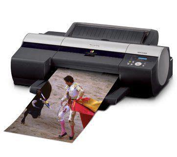 Printer Canon Ukuran A2 เคร องพ มพ canon imageprograf ipf5100 printer ขนาด 17 น ว 12 ส รองร บกระดาษ a2 ราคาพ เศษส ด