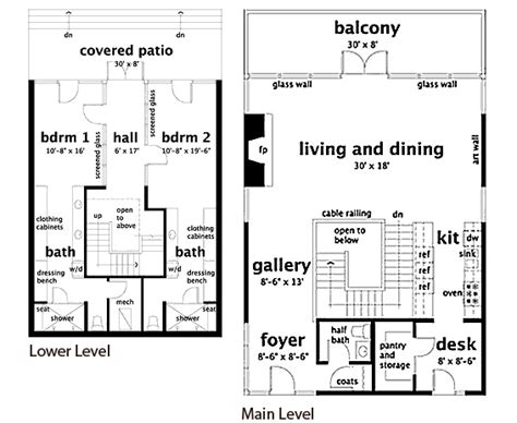 how to design a house floor plan a home built on a slope interior design inspiration