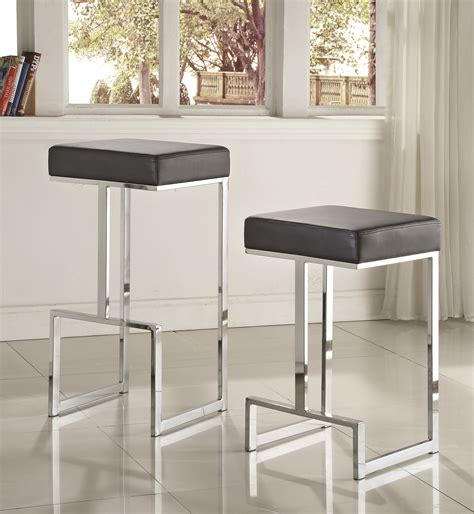 counter height dining chairs contemporary counter height coaster dining chairs and bar stools 105253 contemporary