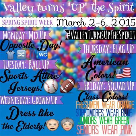 cute themes for homecoming week 32 best spirit week images on pinterest spirit weeks