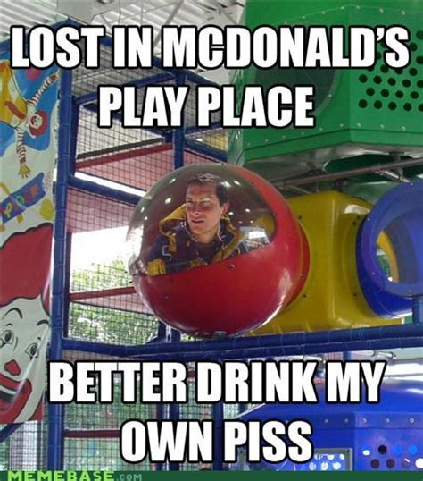 My Own Meme - 22 best bear grylls memes smosh