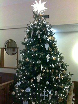 the brst chriss tree and litlle church chrismon the free encyclopedia