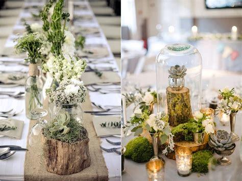 Decoration Mariage Theme Nature by Comment Cr 233 Er Une Table De Mariage Ambiance Nature La