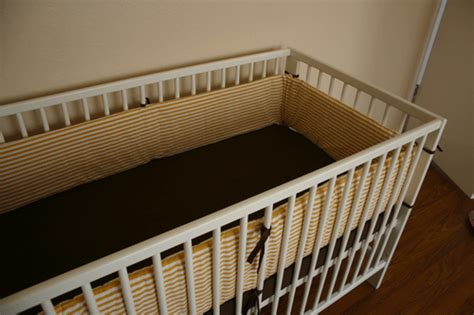Make Your Own Crib Bumper Plans Diy Free Download How To Make Your Own Baby Crib