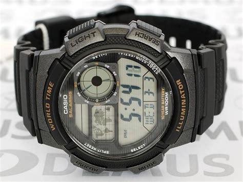 Jam Tangan Digital Casio Original W2132a Jam Digital Pria Wa T1310 2 jual beli jam tangan casio digital sporty original