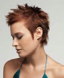 haircuts for hair that is spikey on top 30 spiky short haircuts short hairstyles 2016 2017