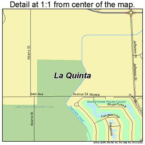california map la quinta la quinta california map 0640354