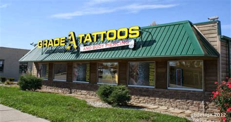 tattoo shops fort wayne tattoos ft wayne tattoos near me grade a tattoos