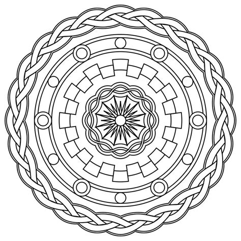 printable mandala httpprintmandalacom printable