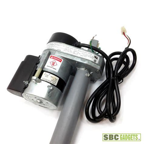 hubbell bed actuator craftmatic adjustable motor model mc42 1012l ebay