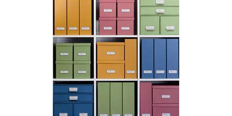 idee rangement papier administratif inspiration du