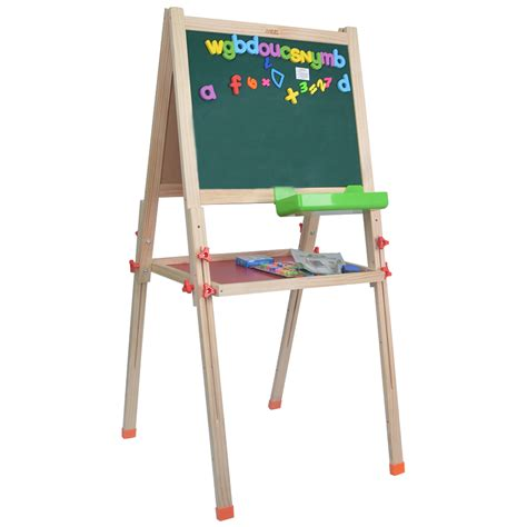 kids magnetic easel compare prices on easel white board online shopping buy