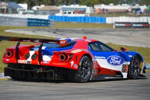 Gt Racing Ford Gt Switches From Ecoboost V6 To V8s For Le Mans Gt