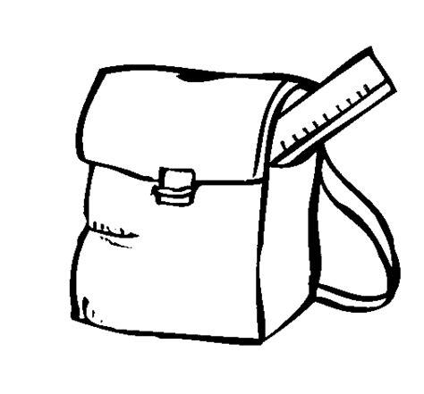 school bag coloring page school bag coloring page coloringcrew com