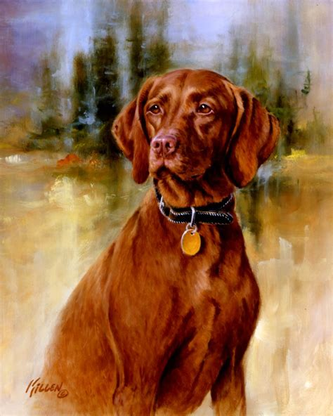 paintings of dogs more paintings by jim killen 4