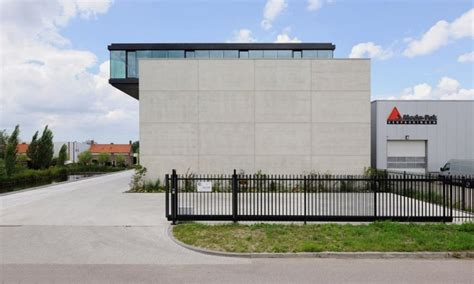 modern warehouse design modern office on top of warehouse storage asona benelux