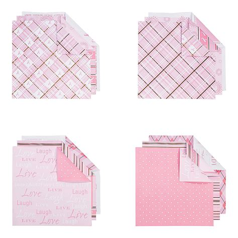 breast cancer awareness paper kit trading