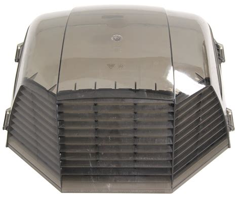best rv roof vent fan maxxair ii rv and enclosed trailer roof vent cover smoke