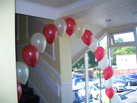Wedding Arch Proper Name by Banners And Balloons Glasgow For All Occassions Birthday
