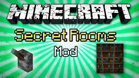 Minecraft Secret Rooms Mod by Minecraft Secret Rooms Mod Be And Secret