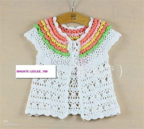 mostrar imagenes de chalecos de nias tejidos a gancho chalecos a crochet para ni 241 as 10 tejer pinterest