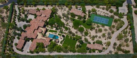 Randy Johnson House big unit randy johnson selling big arizona estate