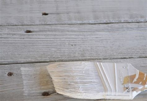 white wash wood whitewashing bob vila