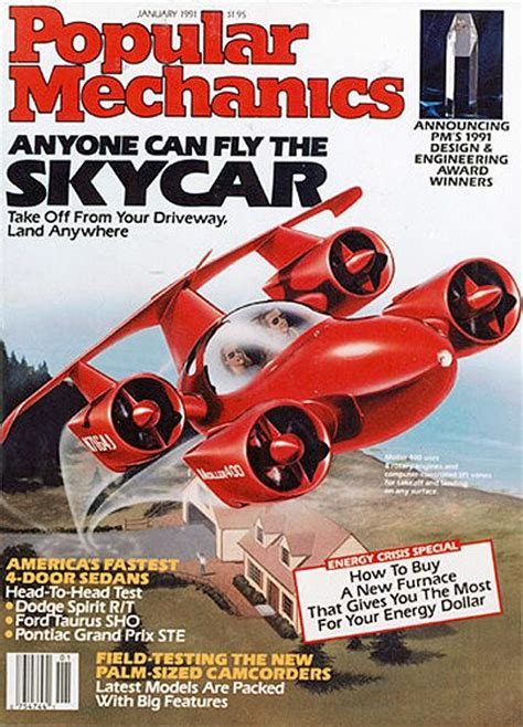 Mohler Flying Car by Enough With The Flying Cars Already The Verge