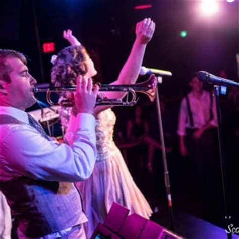 fast swing music hire the minidoka swing band big band in portland oregon