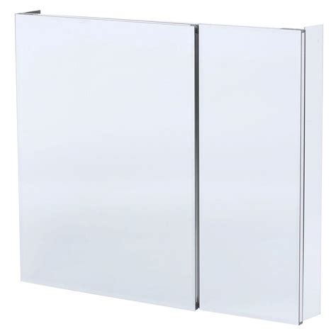 Pegasus 36 in. W x 30 in. H Frameless Recessed or Surface