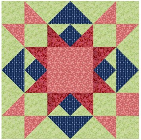 The Quilt Block by Rhonda S Easy Way To Hst Quilt Blocks And Others