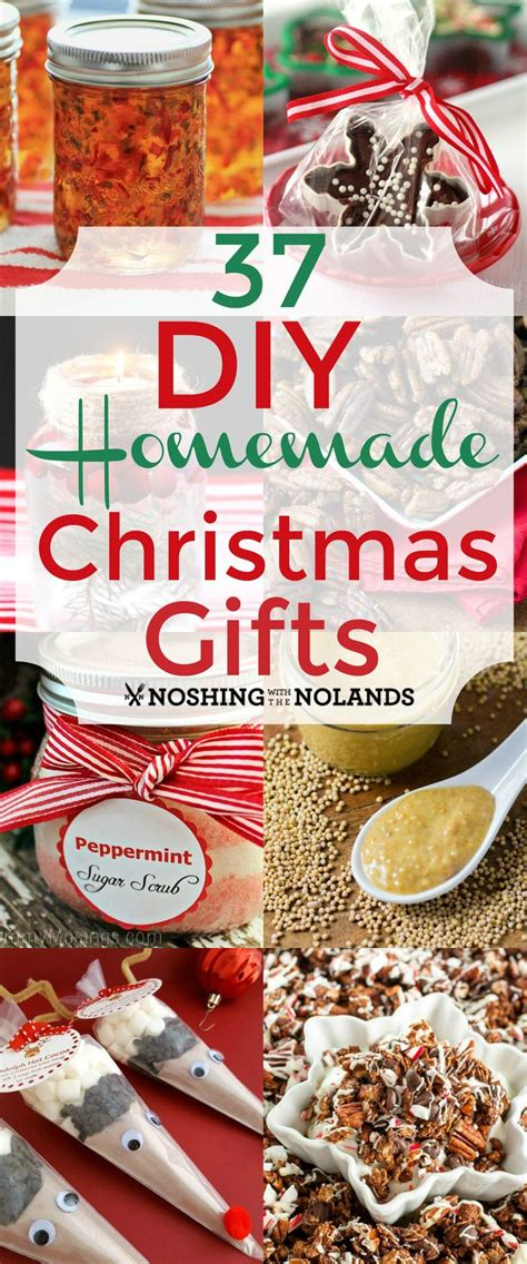 1000 ideas about homemade christmas gifts on pinterest
