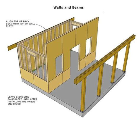 shed layout plans 16 215 16 shed plans blueprints for large cabana style shed