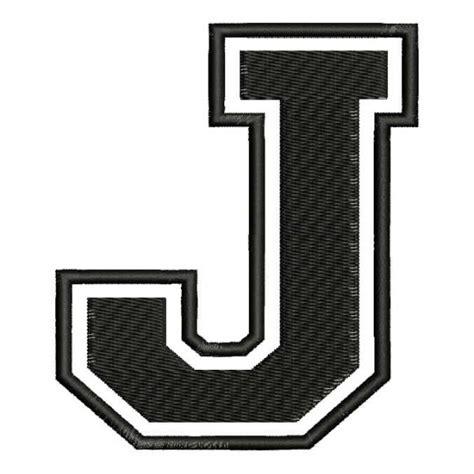 imagenes en blanco y negro de letras parche bordado quot j quot letra j