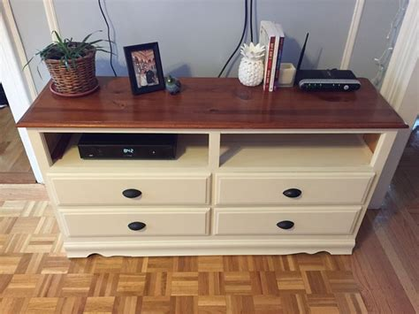 Convert A Dresser Into A Tv Stand by The 25 Best Ideas About Dresser Tv Stand On