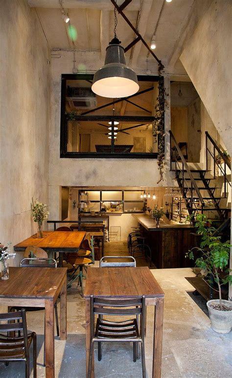 dazzling vintage industrial home inspiration cafe