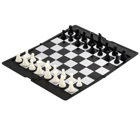 cheap chess sets magnetic slim line travel chess set ph6531 163 8 96