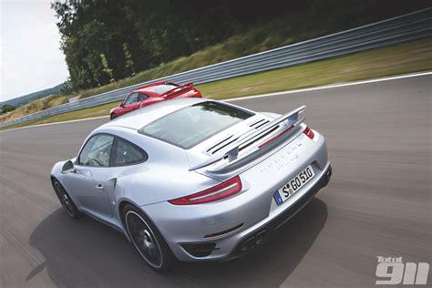 porsche 911 back total 911 s top six porsche 911 rear wings of all time