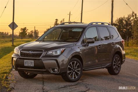 subaru forester 2018 2018 subaru forester xt limited doubleclutch ca