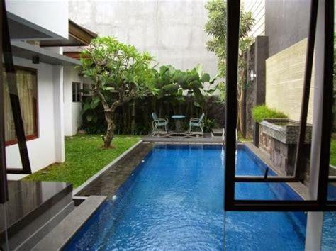 Kolam Minimalis Kecil desain kolam renang minimalis mungil rumah dan desain