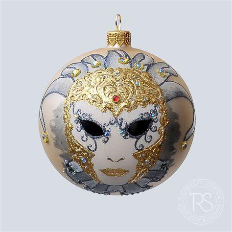 Rs Handmade - bombki szklane r苹cznie malowane liony rs handmade