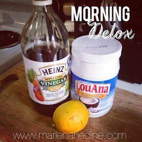 Coconut Lemon Detox Reviews by 17 Best Ideas About Heinz Apple Cider Vinegar On