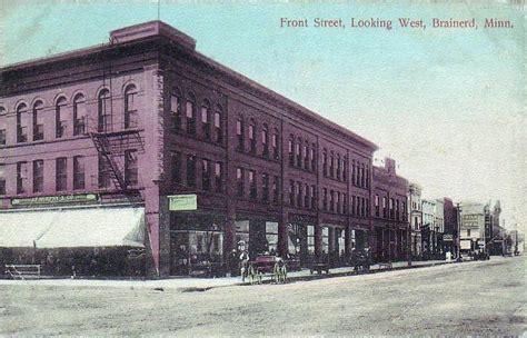 Brainerd Post Office by Brainerd Minnesota Gallery