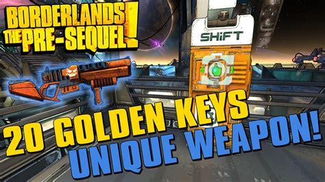 borderlands the pre sequel shift codes gamesradar borderlands the pre sequel limited edition weapon shift